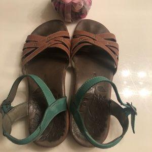 KEEN sandals size8 GUC